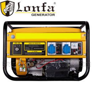 3kw電気Gx270エンジン携帯用ガソリン発電機