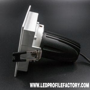 Alloggiamento di SMD Downlight, Trimless LED Downlight, LED Downlight 55mm