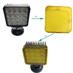 Aluguer 48W Luz de Trabalho LED 48W para caminhões MARCA DE 4 POLEGADAS