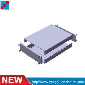 Ygw-014 114*33-150mm (WxH-L) 단면도 상자 상자 증폭기 전기 알루미늄 울안