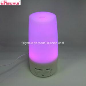 7 luces de cambio de color Aroma difusor de aire Mist Maker