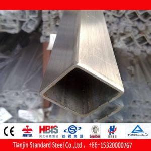Из нержавеющей стали AISI 304 квадратных/ Труба прямоугольного сечения