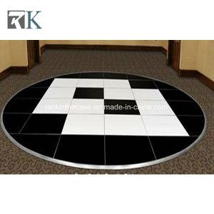 La superficie pulida Portable Dance Floor suelos de madera para la venta