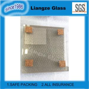 De bouw van het Glas van de Decoratie met de Stof van het Patroon van de Diamant