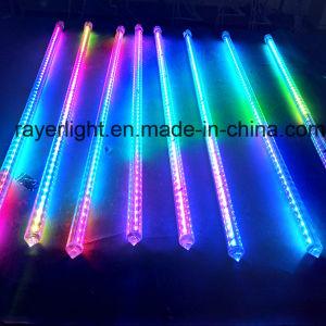 DMX steuerte Partei-Gefäß-Lichter der 100cm Meteor-Dusche-der Licht-intelligente LED