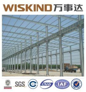 Weided Estructura de acero para la estructura del edificio D