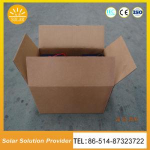 Bateria de alta qualidade bateria solar para luz de rua e sistema