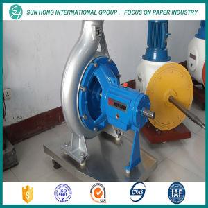 La bomba de la pulpa de la máquina de papel y la industria de pulpa