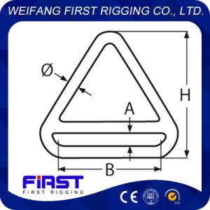 De gelaste Ring van de Driehoek met DwarsStaaf met Superieure Kwaliteit