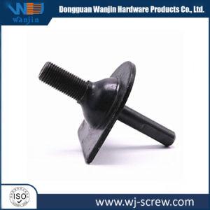 Pin a mensola lavorato CNC/Pin di cerniera con la rondella esterna dell'anello e del filetto
