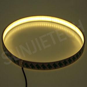 2m de longitud con perfil de aluminio LED flexible para la TIRA DE LEDS