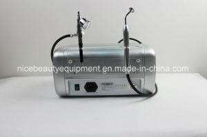 El equipo de electroterapia Facial con Jet Boquilla de pulverización