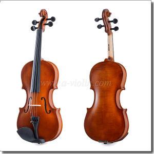 [Aileen] 4/4の高品質の大型の初心者学生のバイオリン(VG001-HPM)