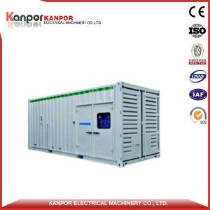 Shangchai 600 квт до 750 квт (660 квт 825Ква) контейнер тип генератора дизельного двигателя
