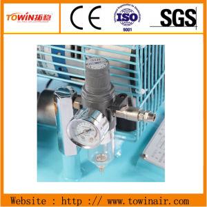 최신 판매 치과를 위한 침묵하는 Oilless 공기 압축기 (TW5502)