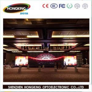 Indoor pleine couleur LED P7.62 Affichage publicitaire