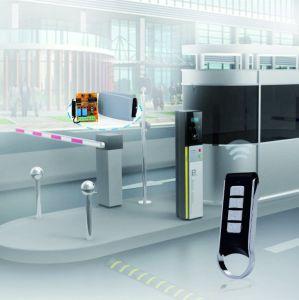 Trasmettitore e ricevente del portello 9V-30V rf del cancello di scivolamento per il garage Yet402PC-V2.0