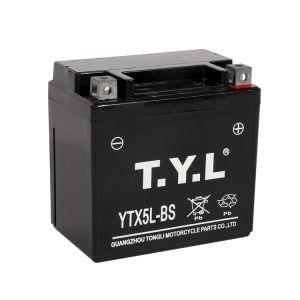 Tyl 12V 5AH Partie de moto Moto AGM plomb-acide de batterie rechargeable