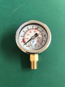Глицерин манометр/жидкостями манометр/датчик давления масла