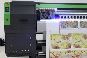 UVBroodje ruv-3204 Ricoh van 3.2m Gen5 om Printer voor de Zachte Zachte Film van de Doos van de Film van het Plafond te rollen Lichte