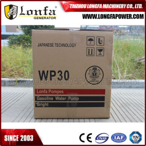Lonfa 아들 승인되는 Honda 가솔린 물 양수 기계 Wp30
