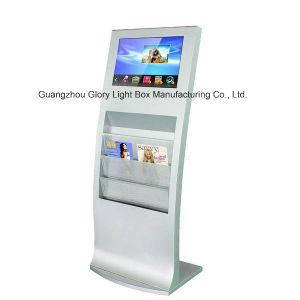 선수를 광고하는 호화스러운 정선한 새로운 형식 LCD
