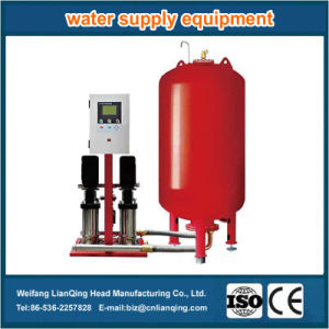 Strumentazione di rifornimento idrico di lotta antincendio