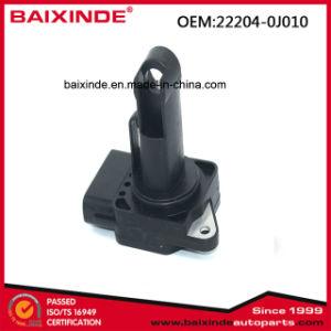Sensor de flujo de masa de aire 22204-0J010 para Toyota Yaris y Corolla/Prius/4Runner/RAV4/Avansis/Celica