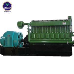 中国低速Syngasのエンジン500kw - 2MW生物量の発電機の価格