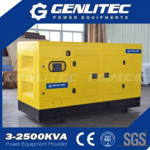 60Гц китайский двигатель 200 квт / 250 ква звуконепроницаемых дизельного генератора
