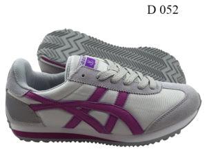 Zapatos corrientes comunes,