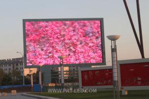 Imperméable IP65 Carte d'affichage dynamique LED P5 pour la publicité extérieure