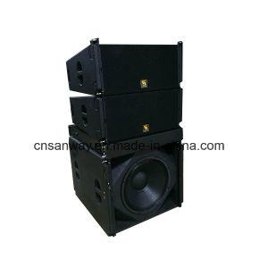 PRO AudioVera36 verdubbelen de  Bidirectionele Spreker van de Serie van Lijn 10