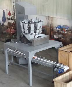 De automatische Delen die van het Plastiek of van het Metaal en Systeem wegen inpakken