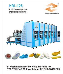 Machine de moulage par injection de mousse EVA