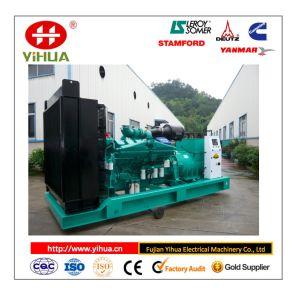 Ouvrez la puissance du générateur diesel Cummins 200-1500kw[IC180208A]