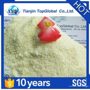 ferrocianuro antiséptico E535 del sodio del tratamiento de la superficie de metal