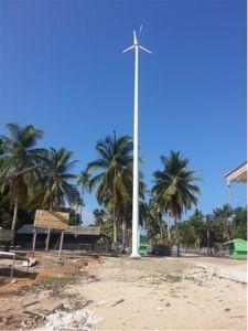 Turbina residencial del generador de viento de la CA 2kw 48V 96V