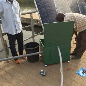 31Lプールポンプ、太陽エネルギーの潅漑ポンプ1200W