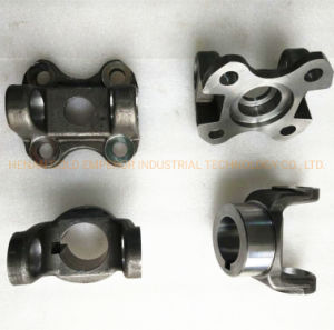 Garfo de soldadura de peças forjadas para o Eixo de Acionamento da indústria automóvel