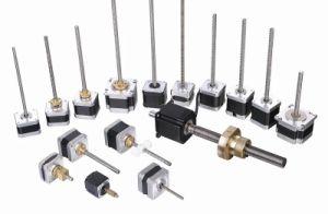NEMA 23 1700-2400AC PPS de los pasos de los motores eléctricos para la máquina de bordado/válvula eléctrica