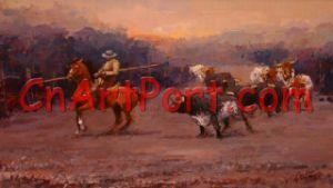 Het Schilderen van het impressionisme (APOR0053)