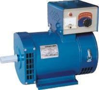 STC-S serie Dreiphasen-Wechselstrom-synchroner Generator