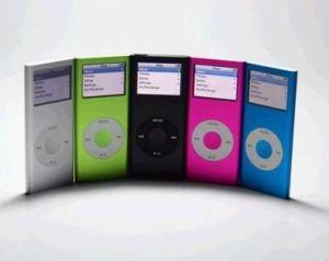 MP3/MP4 giocatore (DV-D01)