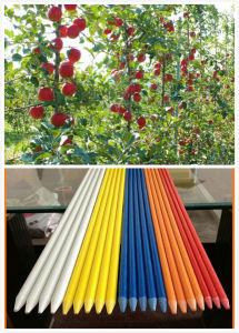 FRPのガラス繊維の木の棒、高力ガラス繊維の棒
