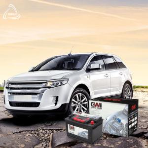 Facilement démarrer au plomb-acide de batterie de voiture fabriquée en Chine 12V DIN75MF