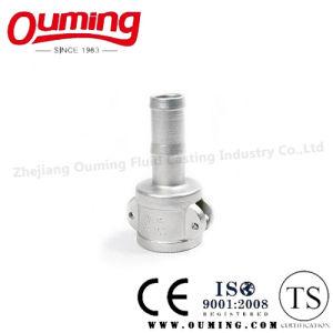 Steel di acciaio inossidabile C-Type Quick Coupling Casting con Precision Investment (OEM/ODM)