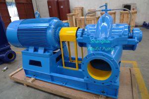 Cas de fractionnement d'aspiration double pompe centrifuge (TPOW)