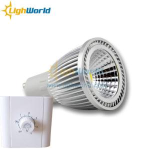 Der Dimmable PFEILER Scheinwerfer-Birnen-LED Lampen-Wiedereinbau GU10 E27 MR16 Gu5.3 Punkt-Licht-der Lampen-50W Hoglen