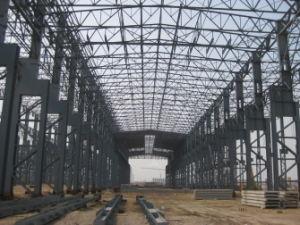 Taller de acero de acero del edificio/de la estructura (SSW-110)
